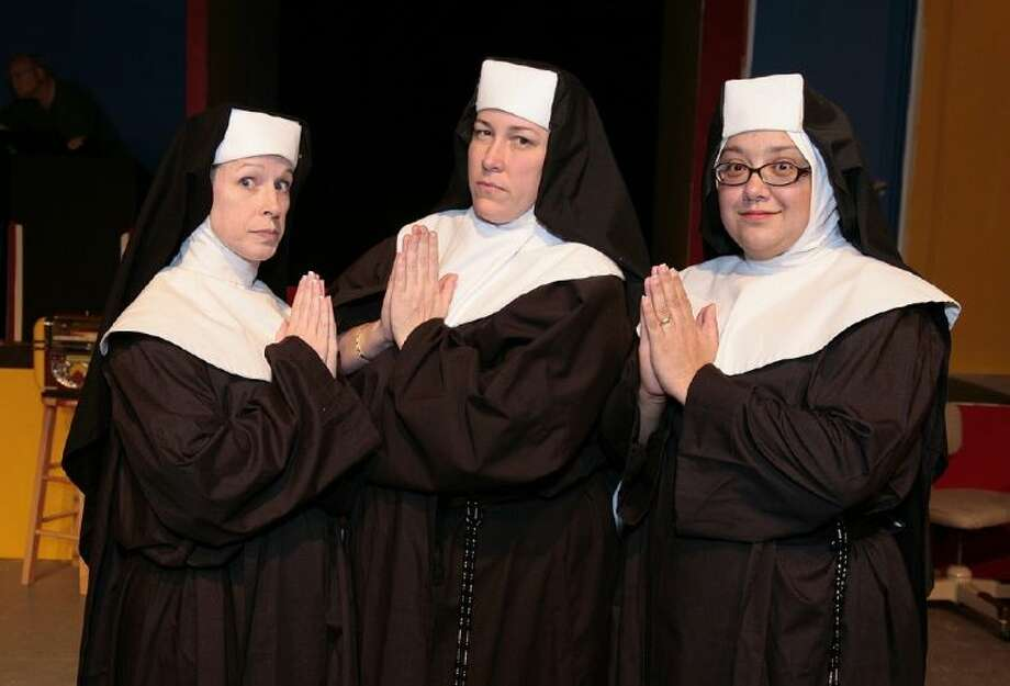 "The Players' Theatre Company staged ""Nunsense"" in early 2012. Now Texas Rep Theatre bring the show to the stage this summer."