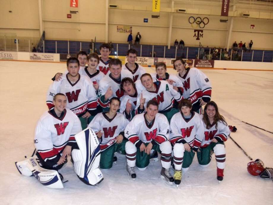 The Woodlands High School's ice hockey team will play Seven Lakes at 6:45 p.m. tonight at the Sugar Land Ice & Sports Center for the InterScholastic Hockey League championship.