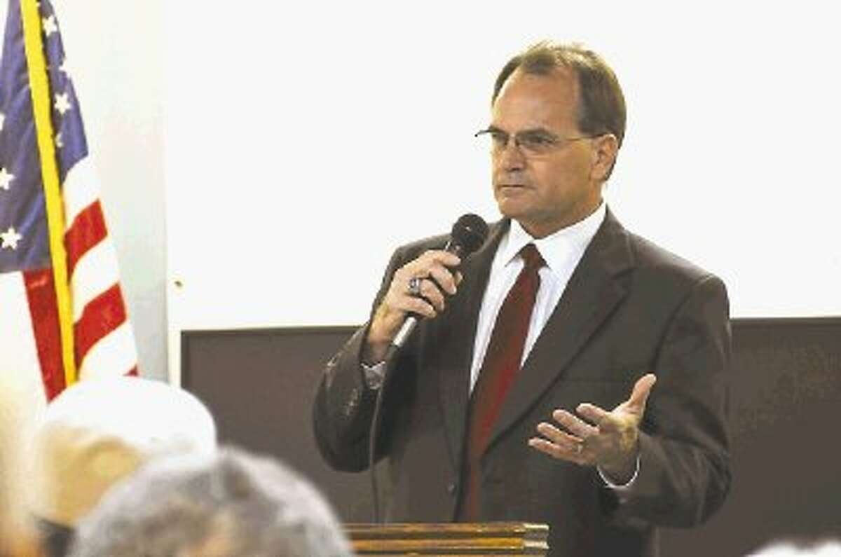 Steve Toth is State Representative for District 15, which includes The Woodlands, Shenandoah, Imperial Oaks, Oak Ridge North and Benders Landing along with some of the surrounding areas.