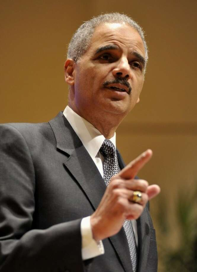 For the past three months, Attorney General Eric Holder has been especially vocal about voting rights. Photo: Brian Kersey