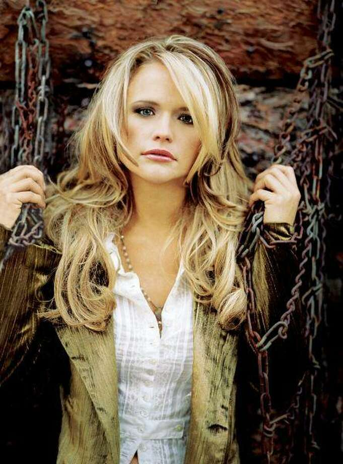 Miranda Lambert performs May 3 along with Kenny Chesney and Lady Antebellum.