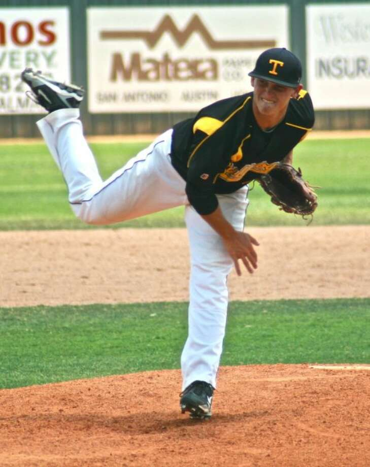 Former Conroe High School player Sean Kistler didn't give up an earned run this season while pitching for Texas Lutheran. He struck out 33 batters in 29 1/3 innings.