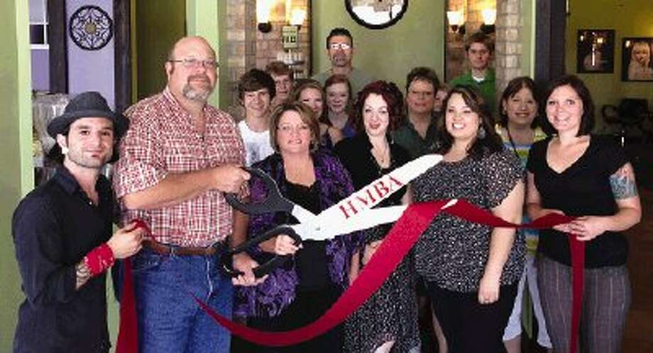 Xandu Salon & Spa marked its one-year anniversary with an open house and ribbon-cutting ceremony for joining the Historic Montgomery Business Association.