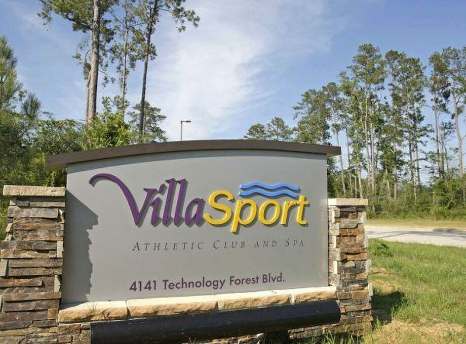 VillaSport Athletic Club and Spa opened in May on Technology Forest Boulevard. However, neighbors to the popular facility aren't excited because they say the noise from air conditioners, pumps and screaming children is disturbing their peace.
