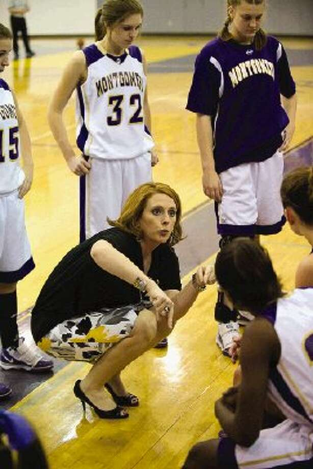 Alicia Jordan has been removed as head basketball coach at Montgomery High School.