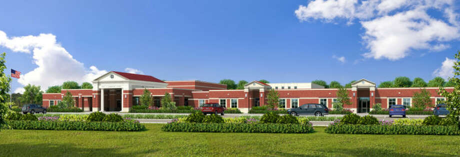 The public is invited to a ceremony 4 p.m. July 1 marking construction progress of a new school being built in Woodforest by the Conroe Independent School District.