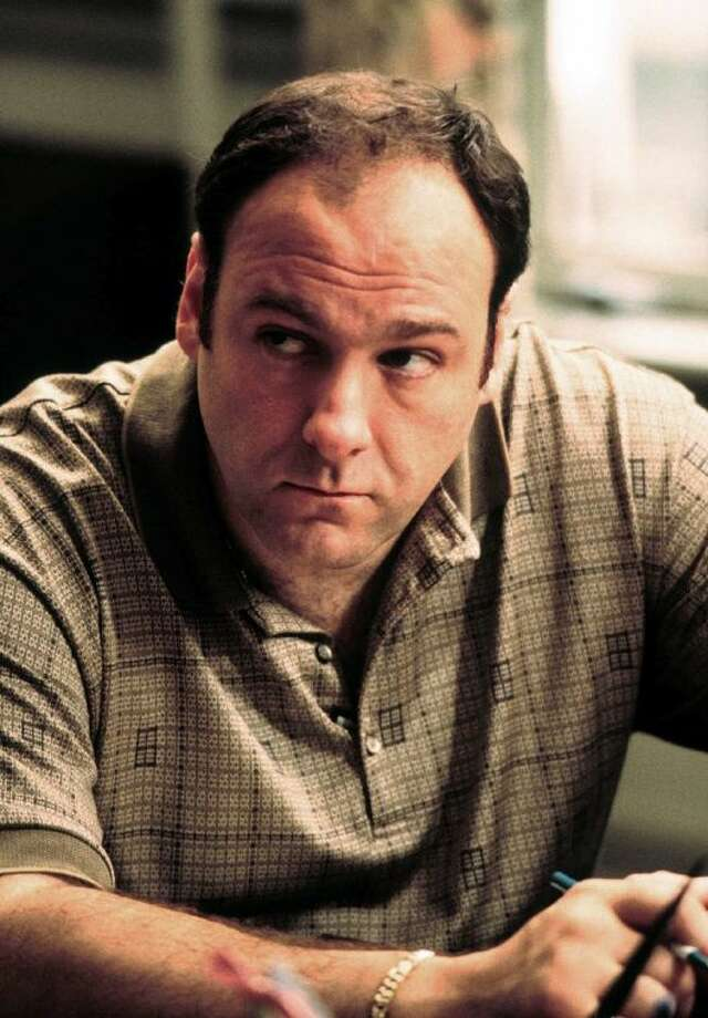 "FILE - This 1999 file photo released by HBO shows actor James Gandolfini as Tony Soprano in the critically acclaimed HBO series ""The Sopranos."" HBO and the managers for Gandolfini say the actor died Wednesday, June 19, 2013, in Italy. He was 51. (AP Photo/HBO, Anthony Nesta, file) Photo: ANTHONY NESTA"