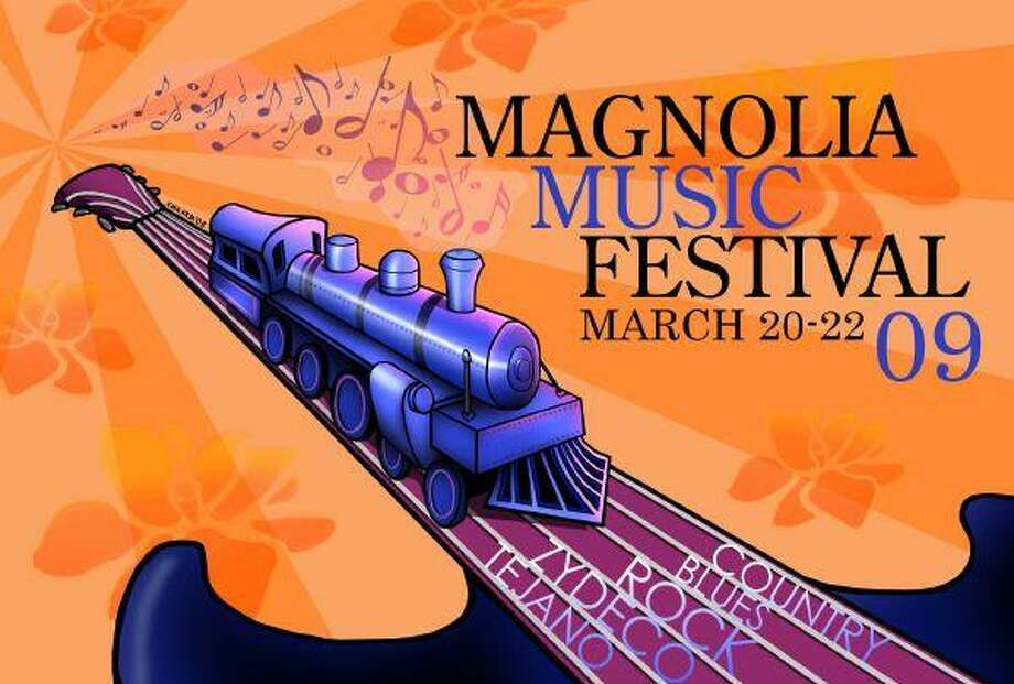 Magnolia Music Fest is today through Sunday. There will be musical entertainment, food and fun for all ages.