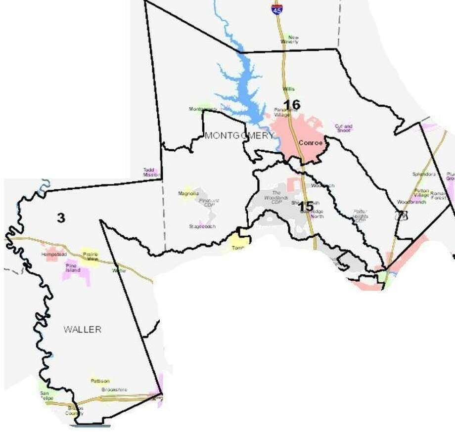 Redistricting map brings new seat to county
