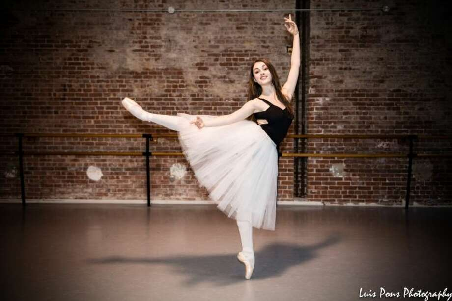 Madelaine Graber, a homeschool student and resident of The Woodlands, will leave in July for the Bolshoi Ballet Academy in Moscow, Russia, after receiving a scholarship funded by the U.S. Department of State's Bureau of Educational and Cultural Affairs and coordinated by the Russian American Foundation.