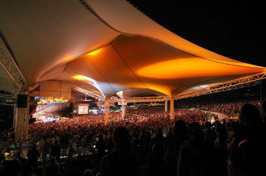 The Cynthia Woods Mitchell Pavilion ends its 20th season on a high note. The venue is ranked sixth in the world of the top 100 amphitheatres in the world based on tickets sales for 2009 by Pollstar magazine.