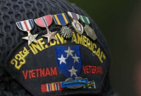 Vets commemorate 'Welcome Home' day - The Courier