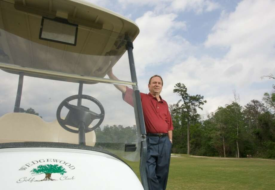 Mike Abbee is CEO of Paradigm Golf Group, which purchased Wedgewood Golf Club earlier this year from Gallant GP LLC. Photo: Staff Photo By Eric S. Swist