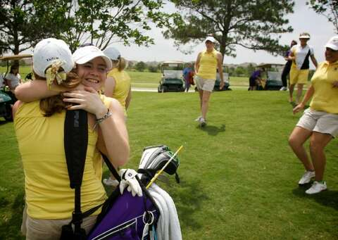 GIRLS GOLF: Montgomery claims top two spots at District 17