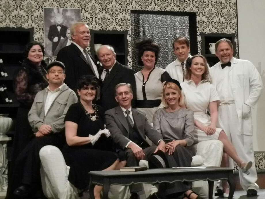"""Stage Right Productions is currently staging """"Harvey"""" at the Crighton Theatre. The show continues through May 8."""