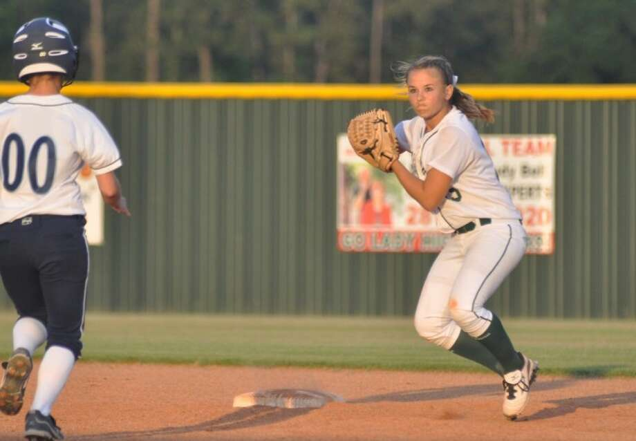 The Woodlands' Faith Bohack was named the All-Montgomery County Defensive Most Valuable Player. Photo: Keith MacPherson