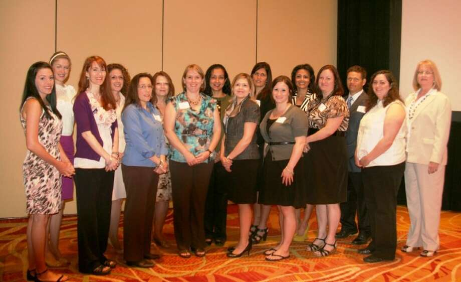 The Conroe ISD Education Foundation awarded scholarships to 24 CISD teachers Thursday to further their teaching career.
