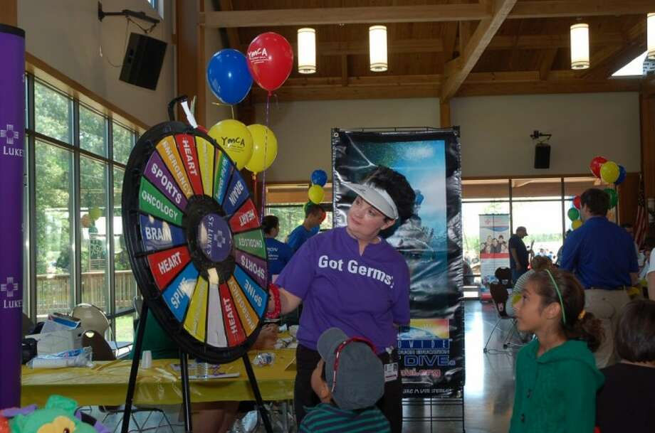 Healthy Kids Day at the South Montgomery County YMCA on April 28 will encourage kids and parents to commit to keeping the body and mind active this summer.