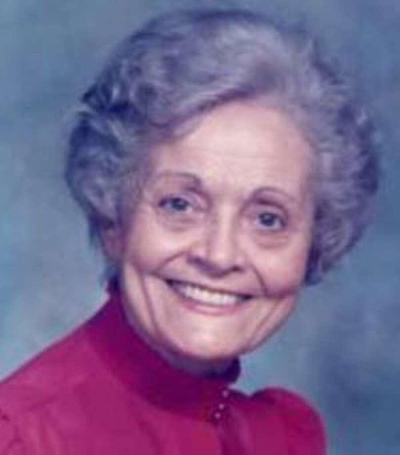 Myrtis Elizabeth Carter