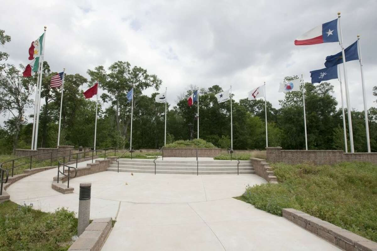 Saturday is the first anniversary for the Lone Star Monument and Historical Flag Park in Conroe.