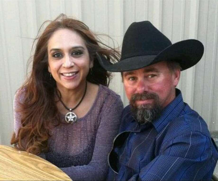 This 2012 photo provided by the Uptmor family shows Buck Uptmor and his wife Arcey. Buck Uptmor was killed in the fertilizer plant explosion. Photo: HONS / Uptmor Family