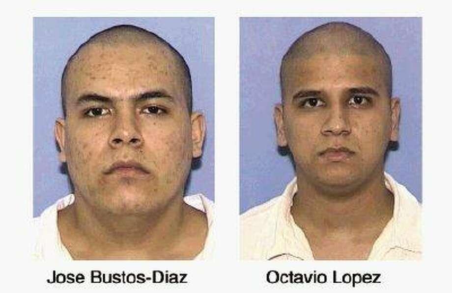 Photo: HO / Texas Department of Criminal Jus