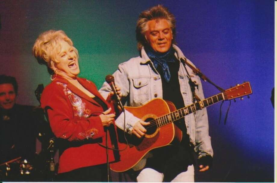 Connie Smith and Marty Stuart took the stage at the Crighton Theatre on April 7 as a part of the 2012 Sounds of Texas Music Series.