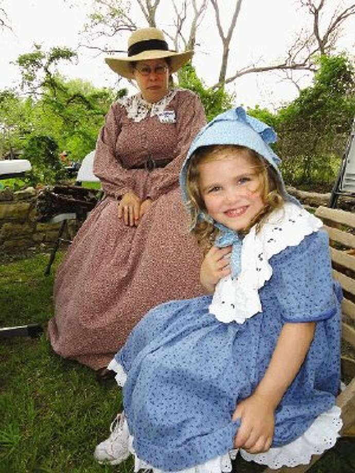 The Texas Legacy Fest on April 12-13 celebrates the rich colorful history of the state with a variety of activities for young and old alike.