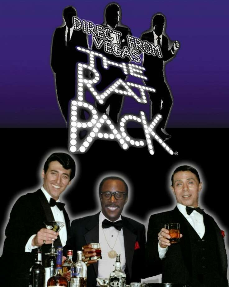 """Steve Apple, Scott People and Gary Corsello performed to a sold-out audience on June 2 when the Montgomery County Performing Arts Society closed its 2011-12 season with """"Direct from Vegas, The Rat Pack."""""""