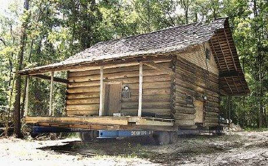 The Crane Cabin was originally constructed around 1860.