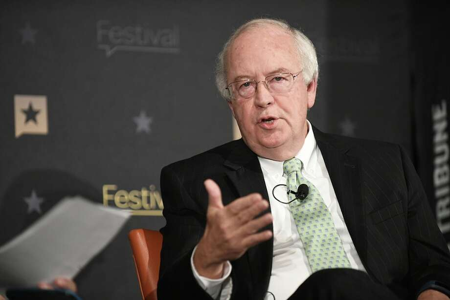 Ken Starr, former chancellor and president of Baylor University, was interviewed by Texas Tribune CEO Evan Smith at The Texas Tribune Festival on Sept. 24, 2016.Keep clicking for a timeline of the Baylor sexual assault scandal. Photo: Bob Daemmrich