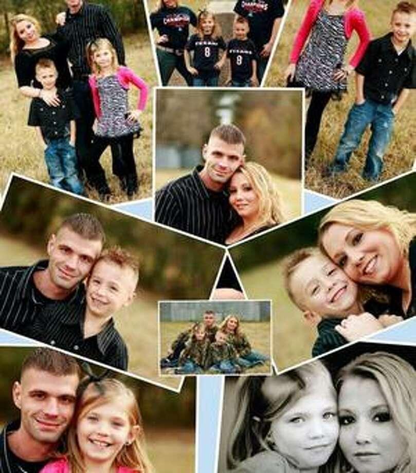 Clouse, Nathan, Jennifer, Bailey Jorden