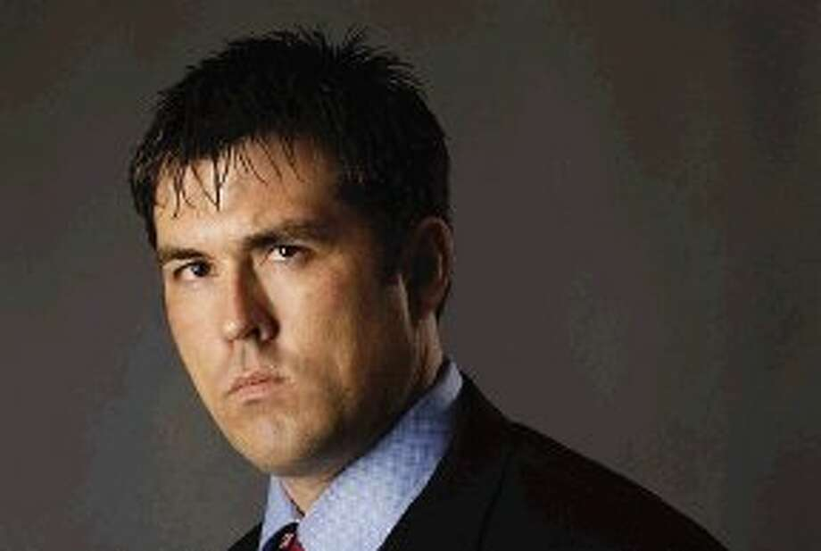 """Willis native, Marcus Luttrell, a former Navy SEAL and author of the bestseller """"Lone Survivor,"""" will appear at Barnes & Noble in The Woodlands on Monday. Photo: Rob Curtis / 2007 Army Times Publishing Company"""