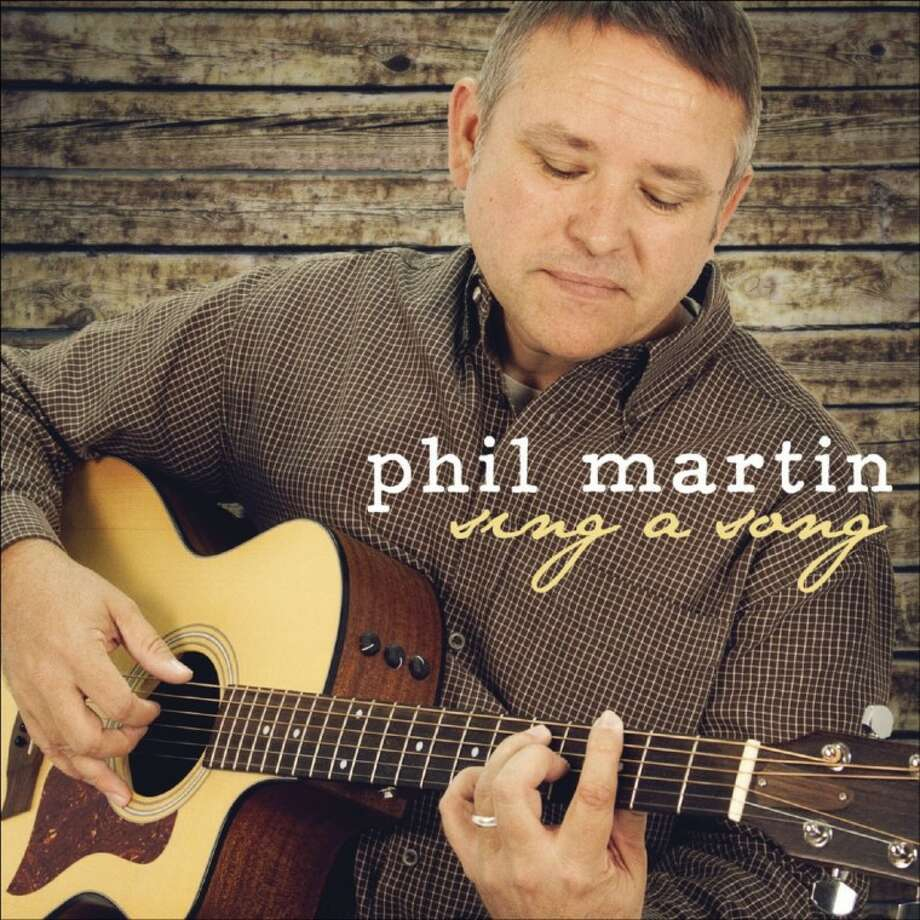 """Phil Martin's """"Sing a Song"""" album was released this week."""