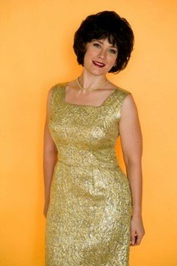 """Mary Allen-Keating will perform at Patsy Cline in """"Always … Patsy Cline"""" June 7-17 at the Crighton Theatre in downtown Conroe."""