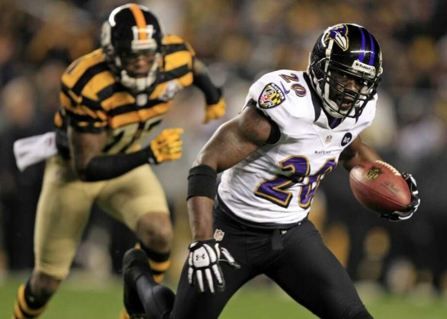 Former Baltimore Ravens free safety Ed Reed is expected to sign with the Houston Texans. Photo: Gene J. Puskar