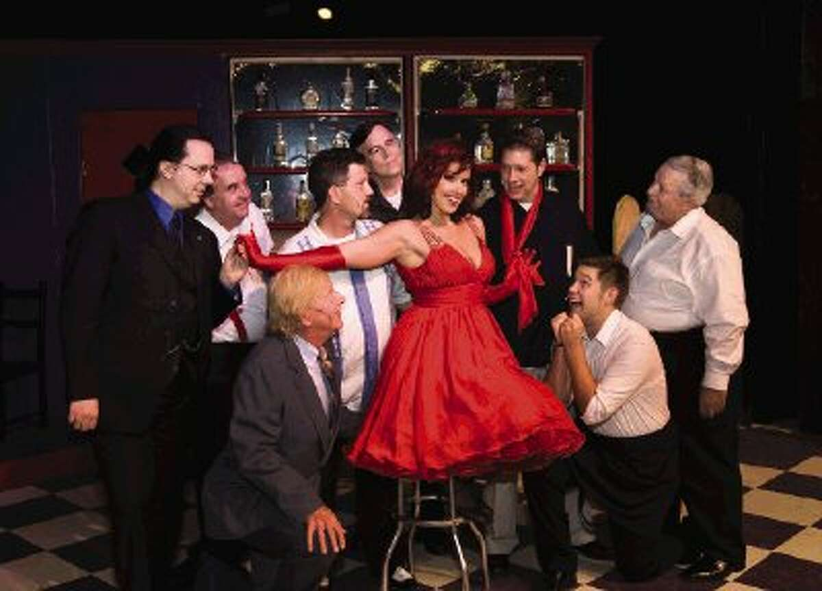 """The Crighton Players' """"Smokey Joe's Cafe"""" has its final two shows this weekend, tonight and Saturday at the Owen Theatre in downtown Conroe."""