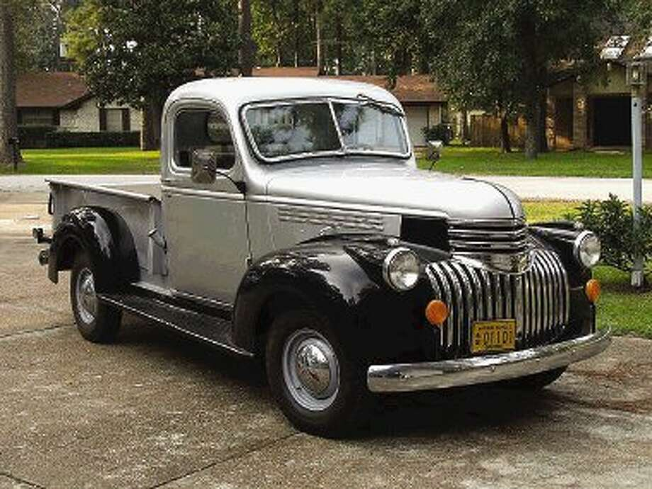 The 1946 Chevy pickup I used to own turned a lot of heads -- and made my mechanic a semi-wealthy man.