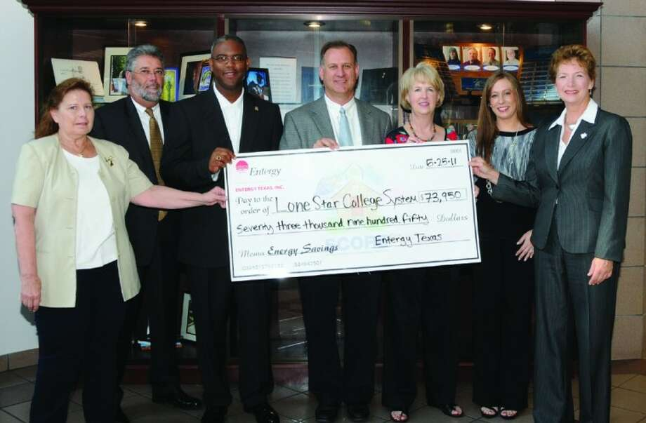 Lone Star College System Rewarded For Energy Efficiency