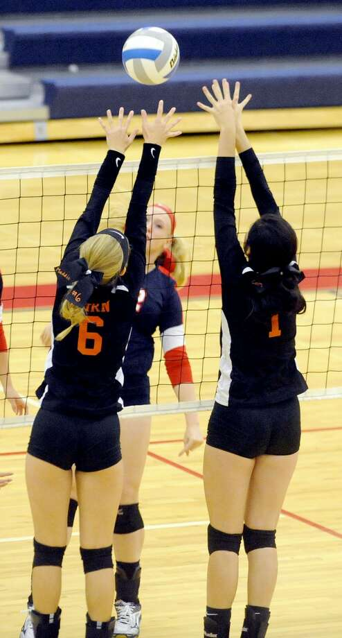 USA Volleyball Invitational Photo: Paul P. Adams/Huron Daily Tribune
