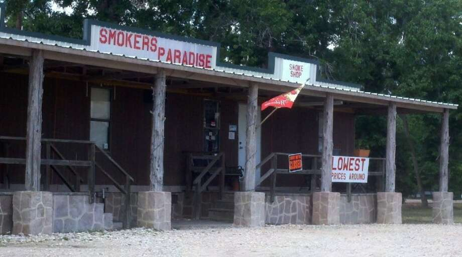 Magnolia police seized multiple substances during a voluntary search at Smokers Paradise in Magnolia Saturday.