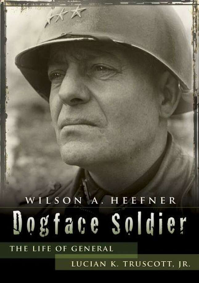 "In this book cover image released by University of Missouri Press, ""Dogface Soldier, The Life of General Lucian K. Truscott, Jr."" by Wilson A. Heefner is shown. (AP Photo/University of Missouri Press) / University of Missouri Press"