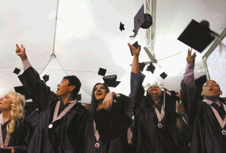 College Park grads celebrate academic and life achievements