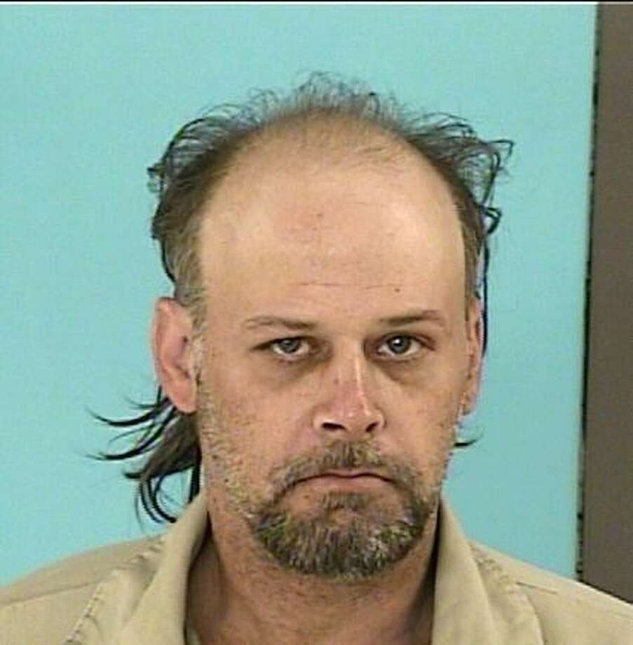 """WHITMIRE, Lewis Alvin Jr.White, Male, DOB: 07/16/1968, Height: 5'09"""", Weight: 165, lbs., Hair: Brown, Eyes: Blue, Warrant: # 110505250, Capias, Fail to verify Sex Off. Regist. Info., LKA: 3rd St., New Caney."""