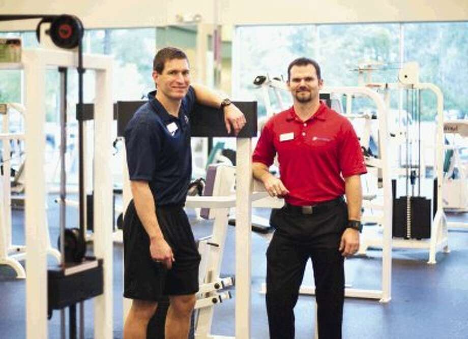 The Woodlands 24 Hour Fitness Fitness Manager Shawn Glowacki and Club Manager John Franklin were chosen as two of 27 fitness ambassadors to work with Team USA in the London Olympics, which begin July 27.