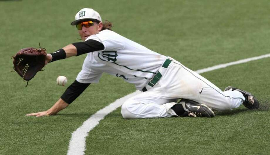 Shortstop Hillin Warren and The Woodlands will face Northside O'Connor in the Class 5A state semifinals on Friday in Round Rock. Photo: Staff Photo By Jason Fochtman