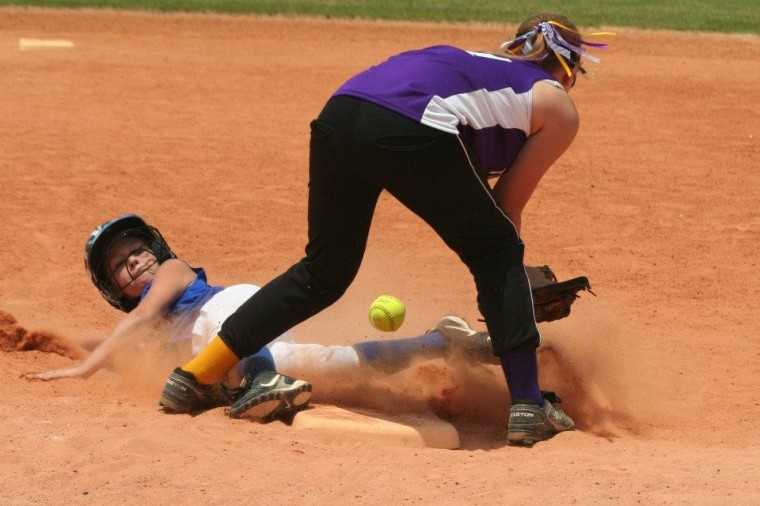Little league softball conroe crush finish undefeated