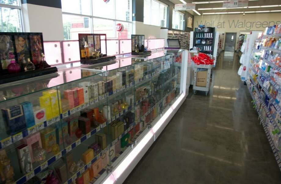 The Walgreens store, opening Friday in Willis features an expanded health and beauty section, and state of the art pharmacy that focuses on customers' wellness. Photo: Staff Photo By Eric Swist