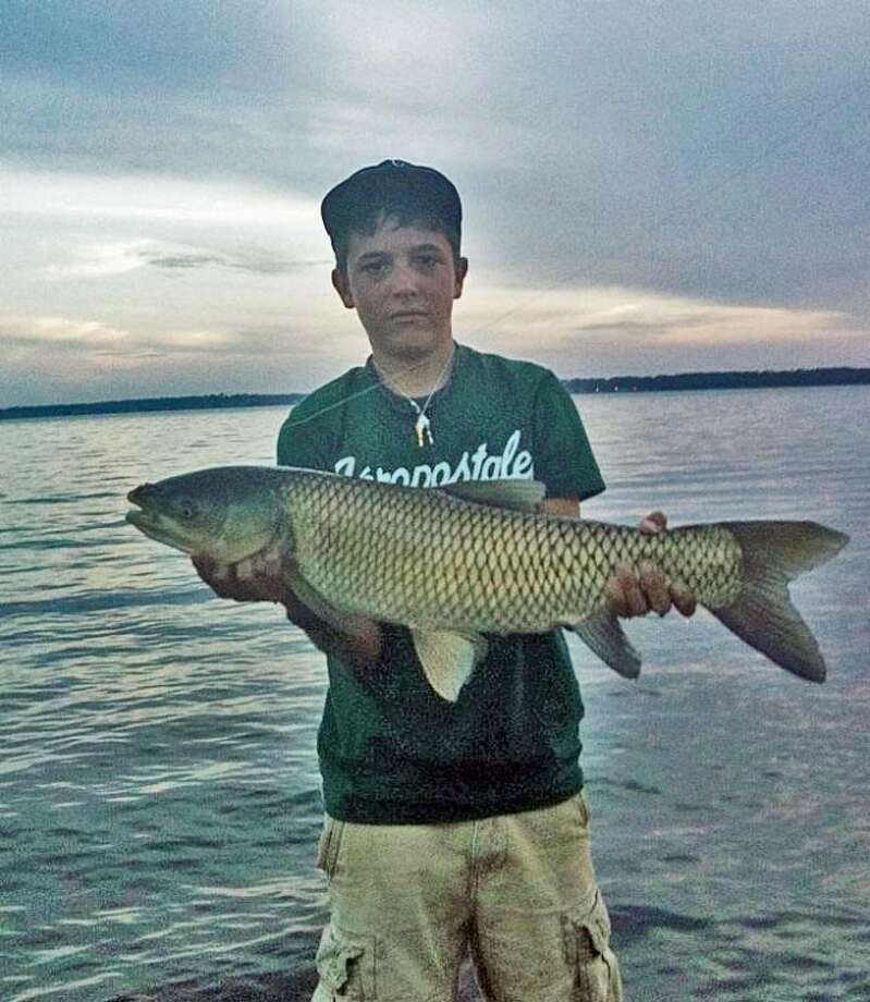 Outdoors lake conroe fishing report the courier for Fishing lake conroe
