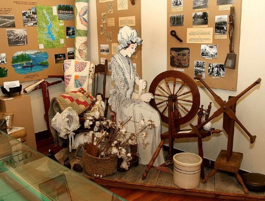 The Heritage Museum of Montgomery County offers information and artifacts chronicling the history of early life in Conroe and the surrounding area.